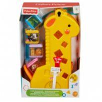 Girafa Musical Peek-a-Blocks Fisher Price -  - Fisher Price
