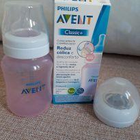 Mamadeira Avent Philips rosa -  - Avent Philips