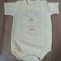 Body Bicho Molhado - 3 a 6 meses - Bicho Molhado