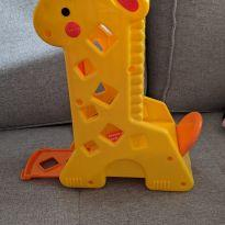 Girafa Peek-a-Blocks - Fisher-Price -  - Fisher Price