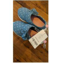 Carter`s Slip-On Bow Sneakers - Sapato feminino - novo! - 25 - Carter`s