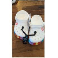 Kids` Crocband™ Chevron - Crocs - novo! - 27 - Crocs