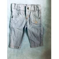 Calça Jeans Clube do Doce - 0 a 3 meses - Clube do Doce