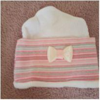 Touca para bebê rosa -  - Sem marca