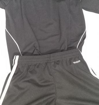 Camiseta e Shorts Futebol Infantil Adidas Original - 5 anos - Adidas
