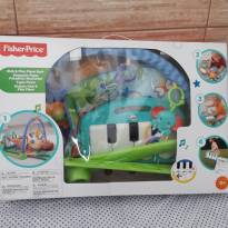 Ginásio com Pianinho - Fisher-Price -  - Fisher Price