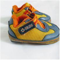 Tênis para bebê klin - 16 - Klin