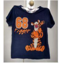 Camiseta disney tigrão - 1 ano - Disney