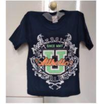 Camiseta infantil estampada - 4 anos - Mafessoni