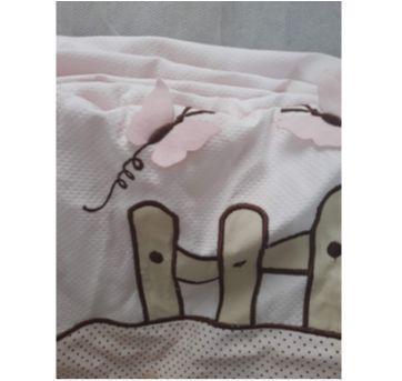Mosquiteiro rosa - Sem faixa etaria - Não informada