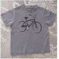 Camiseta infantil estampada - 4 anos - Gymboree