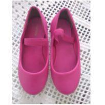 Sapatilha pink - 27 - Marisol