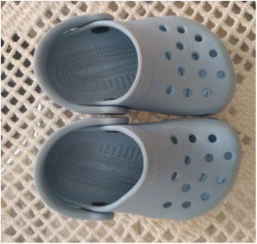 Crocs azul claro - 19 - Crocs
