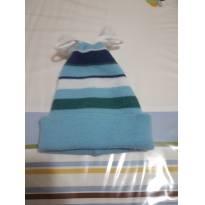 Touca Bebê Menino Azul - Tam 6 a 12 meses - 6 a 9 meses - Não informada