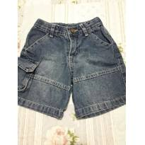 Short Jeans Tip Top - Tam 1 - 1 ano - Tip Top