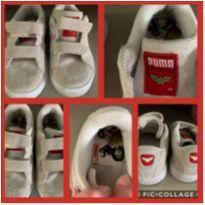 Tênis menina marca Puma! Liindo! - 28 - Puma