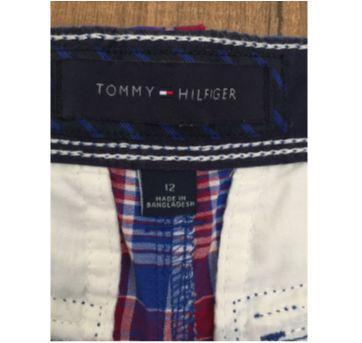 Bermuda Tommy Hilfiger importada EUA - 12 anos - Tommy Hilfiger