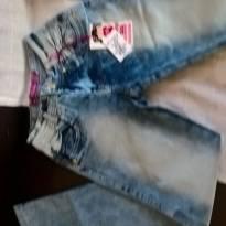 Calça jeans - 11 anos - Nacional