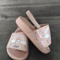 Sandália tipo Chinelo Molekinha - 18 - Molekinha