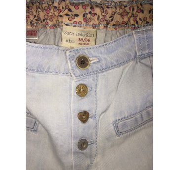 Calça Jeans Zara - 18 meses - Zara