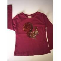 Camiseta Zara - 4 anos - Zara Baby