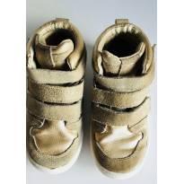 Sneaker Tip Toey Dourado - 25 - Tip Toey Joey