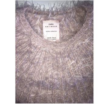 Blusa Lã Zara - 6 anos - Zara