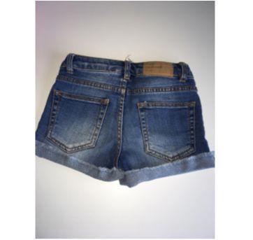 Short Jeans Zara - 5 anos - Zara