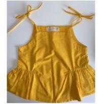 Bata Fábula alcinha Amarela - 6 anos - Fábula