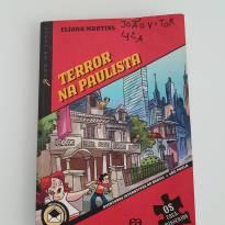 Terror na Paulista -  - editora atica
