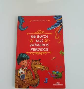 Em busca dos números perdidos - Sem faixa etaria - Editora Melhoramentos