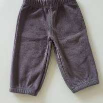 Calça fleece - Carter`s - 3 meses - Carter`s