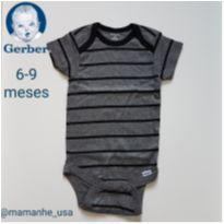 Body Rock - Gerber - 6 a 9 meses - Gerber