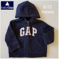 Agasalho Moletom - GAP - 6 meses - GAP