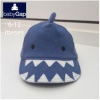 Boné Baby Shark - GAP - 6 meses - Baby Gap