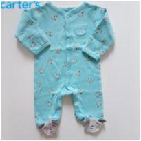 Macacão Little Dog - Carters - Recém Nascido - Carter`s