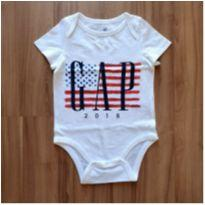 Body Gap USA 12-18M - 12 a 18 meses - GAP