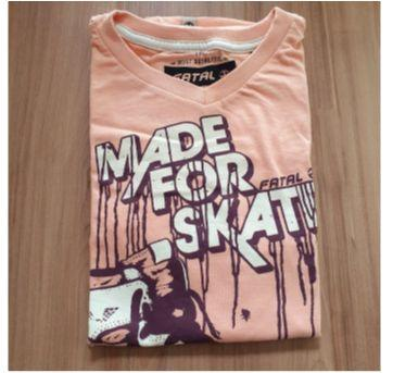 Camiseta Fatal 14 anos - 14 anos - Fatal Surf