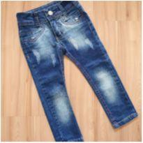 Calça Jeans Menina 2 anos