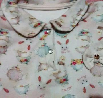 Vestido coelhinhos - 3 anos - Dream Baby