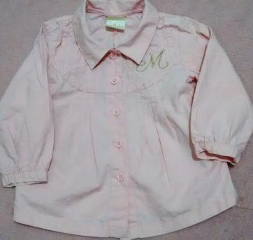 Blusa manga longa Milon botões - 1 ano - Milon