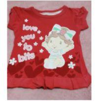 Blusa Moranguinho - 2 anos - Moranguinho