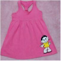 Vestido Magali - 3 anos - Sem marca