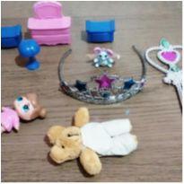 Kit brinquedinhos para princesas