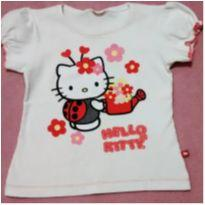 Blusa Hello Kitty - 6 anos - Hello  Kitty
