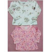 2 blusas de pijamas - 1 ano - Milon