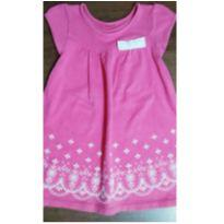 Vestido rosa Kyly - 3 anos - Kyly