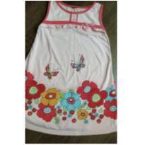 Vestido Kyly borboletas - 3 anos - Kyly