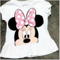 Blusa da Minnie - 3 anos - Disney