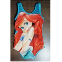 Maio Pequena Sereia Ariel - 3 anos - Disney